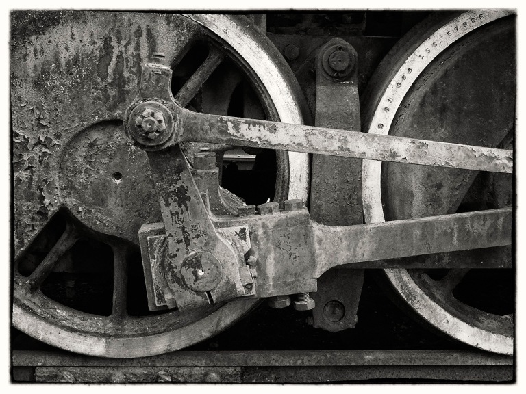 Locomotive Detail | Washington